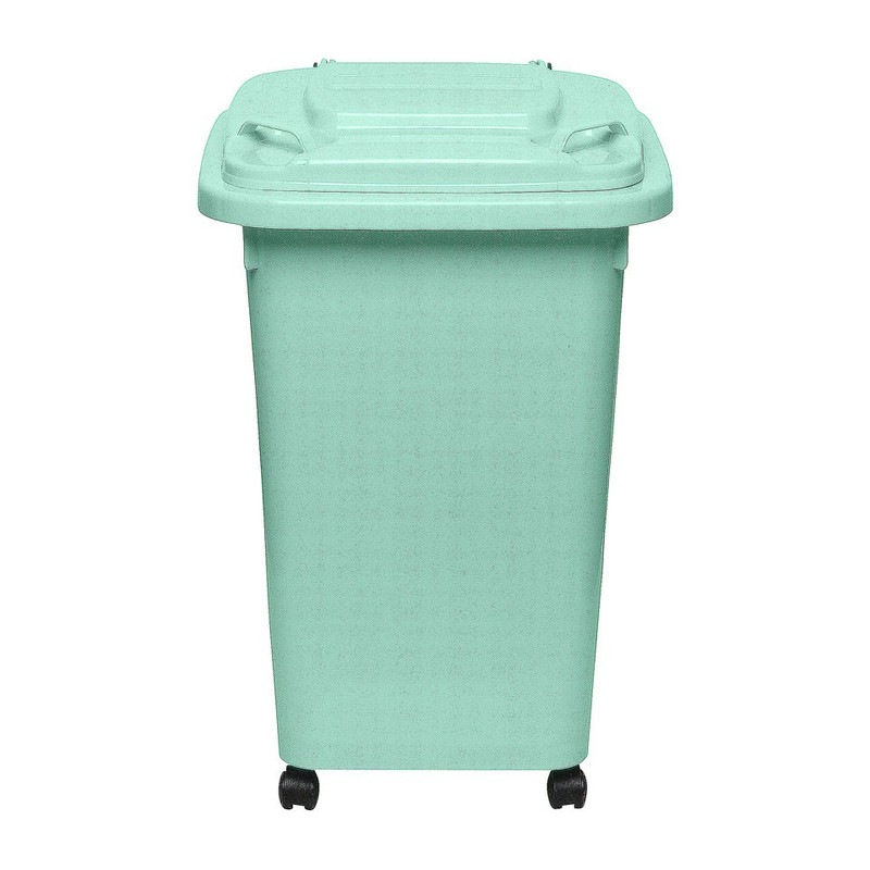 Kliko- 32 liter - soft groen