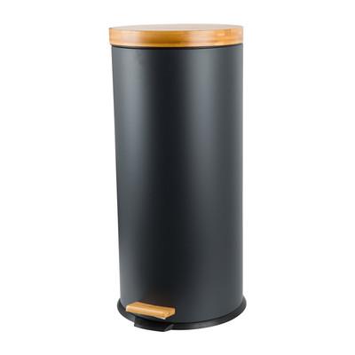 Zwart Rvs Prullenbak.Prullenbak Kopen Ontdek Het Xenos