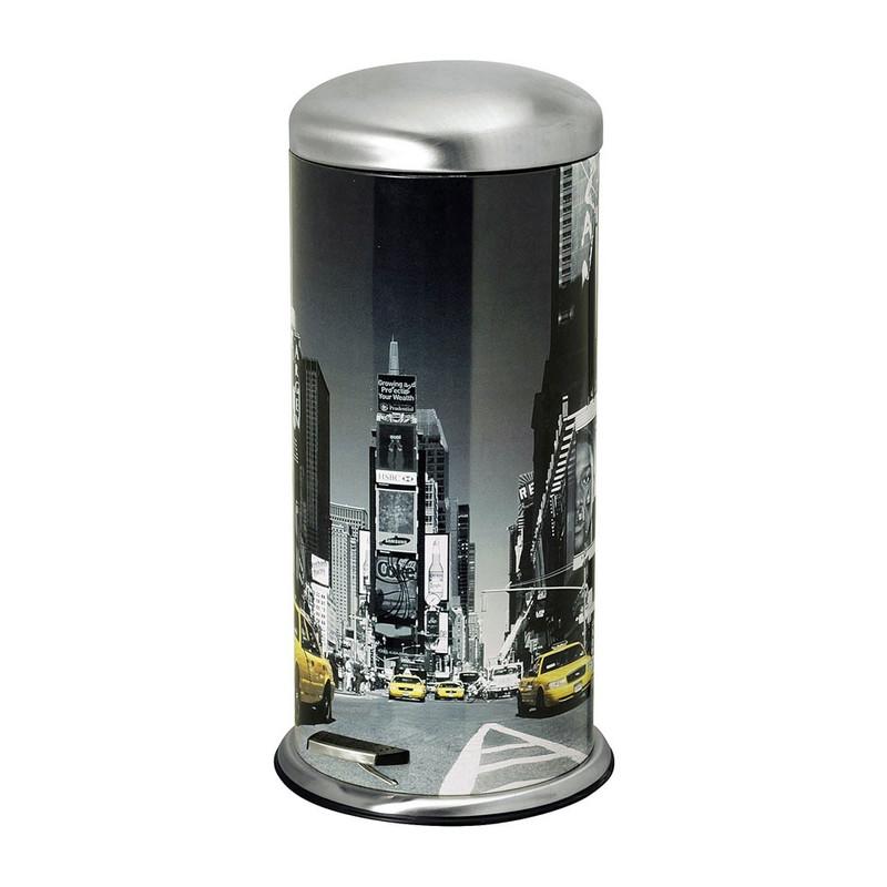 Pedaalemmer XL - 30 liter - New York
