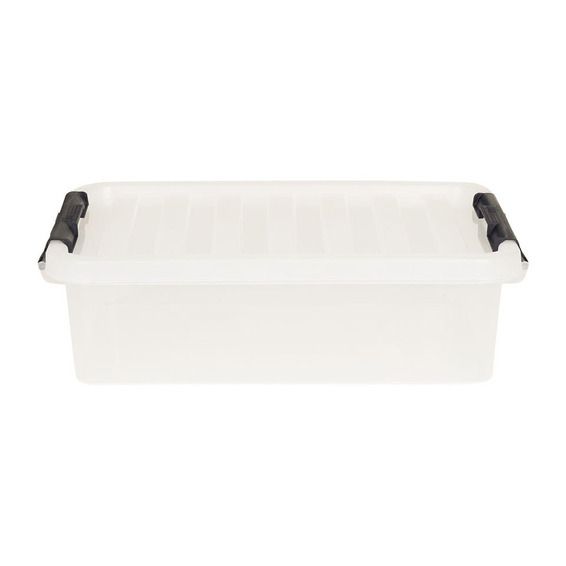 Opbergbox plat - 9 liter - 40x29x11 cm