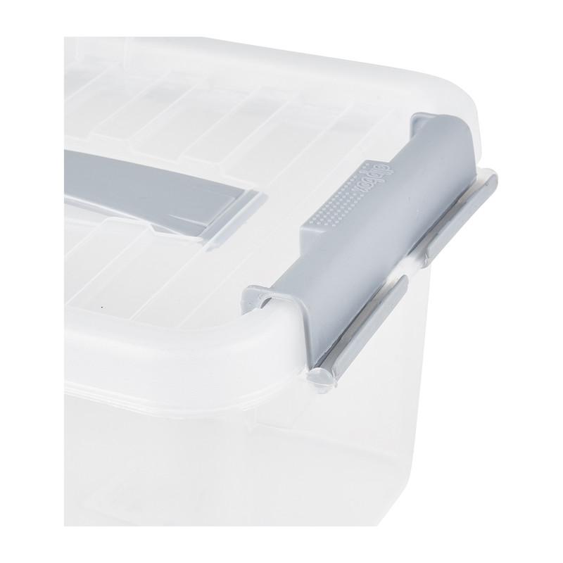 Opbergbox met handvat - 5 liter - 30x19.5x14 cm