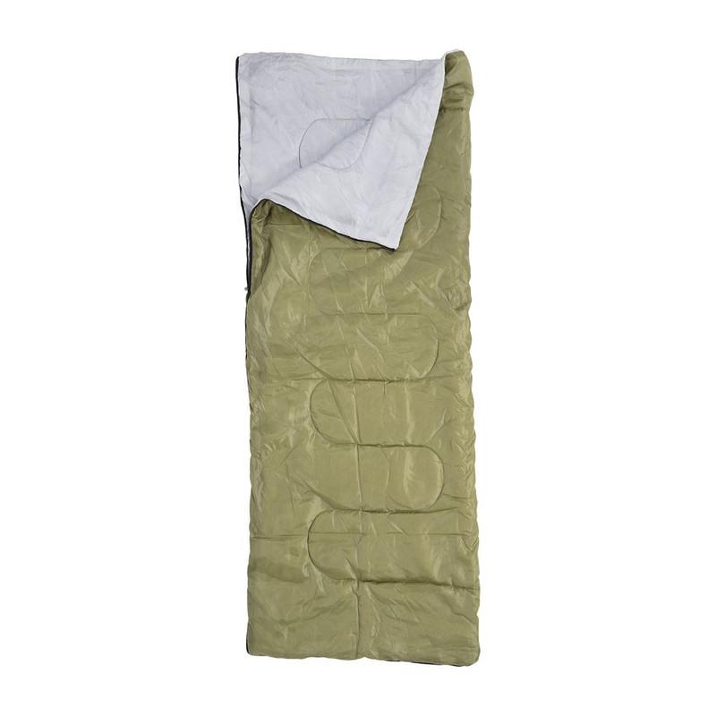 Slaapzak groen - 195x75 cm