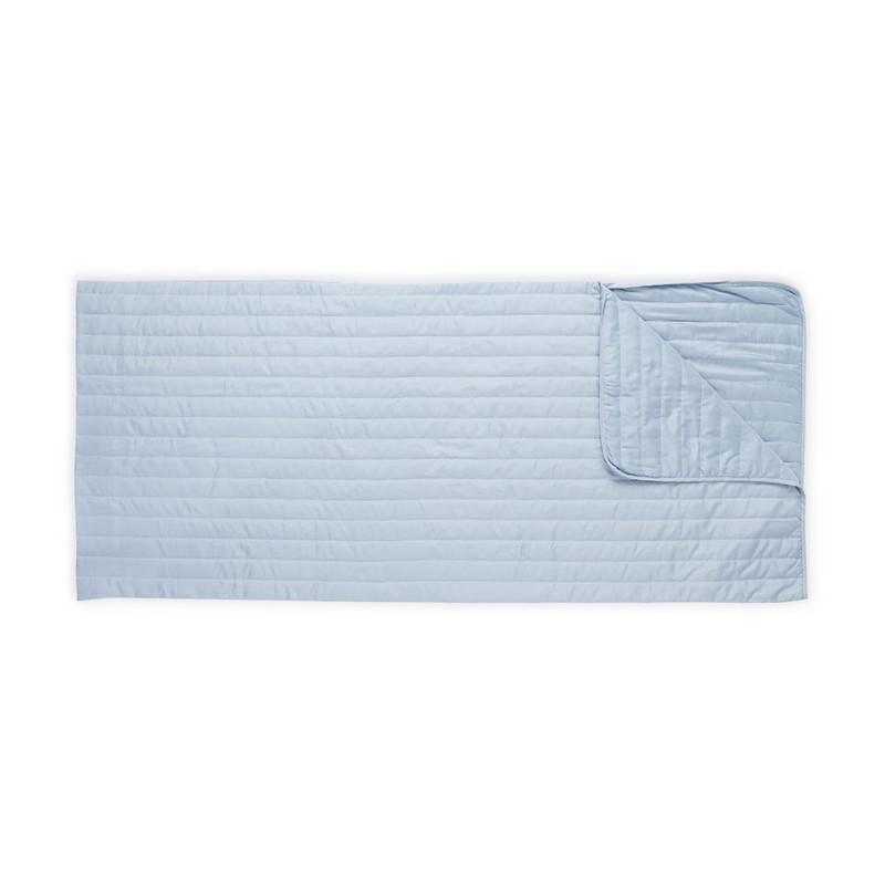 Slaapzak compact – 180x80 cm - lichtblauw