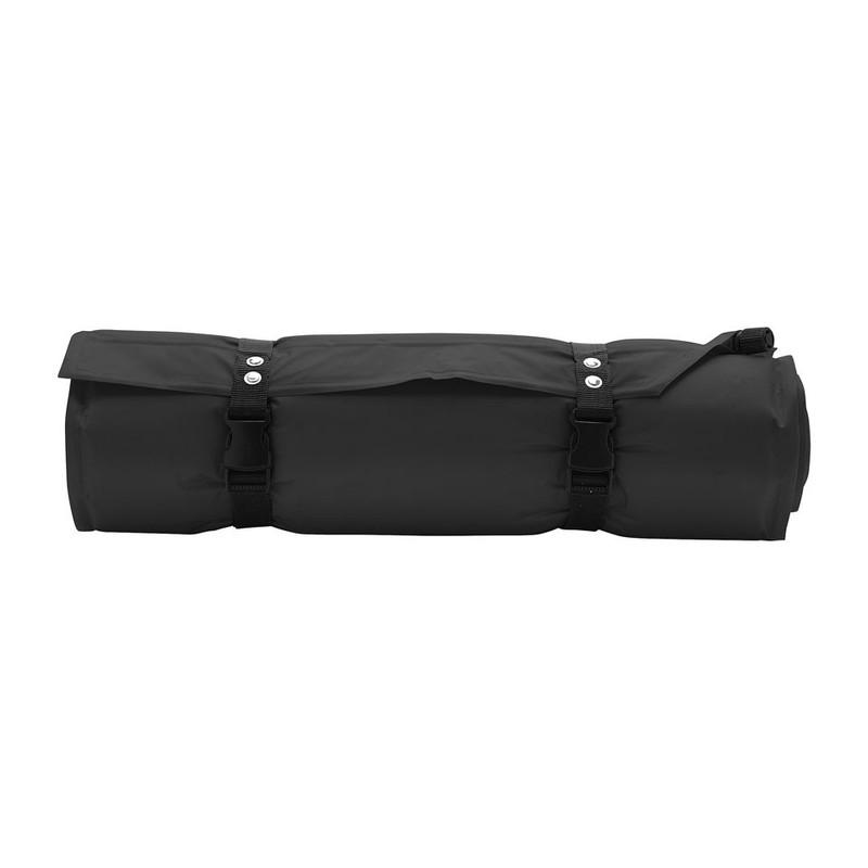 Slaapmat zelfopblazend - 50x180 cm - zwart