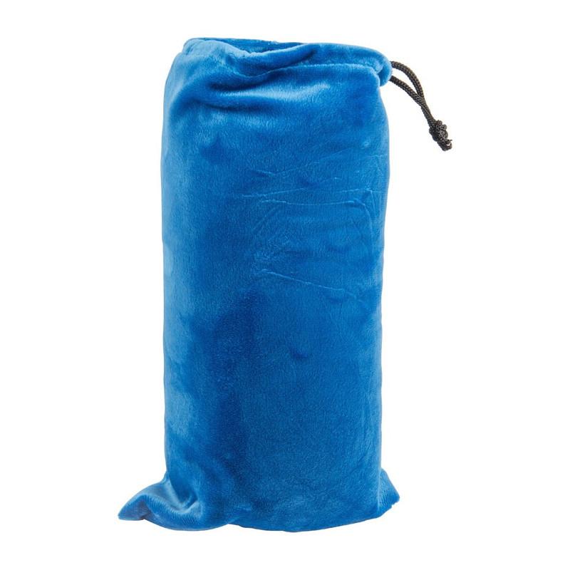 Reiskussen - 40x28 cm - blauw