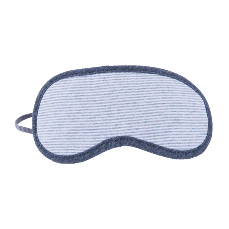 Oogmasker - grijs