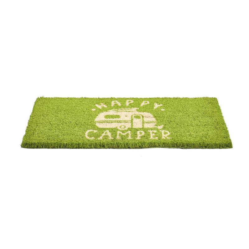 Deurmat Happy Camper - 25x50x15 cm - diverse varianten