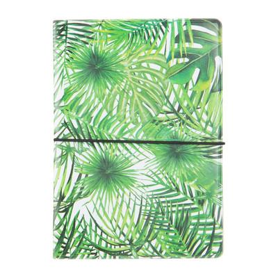 Paspoorthouder leaf  - 14x10 cm