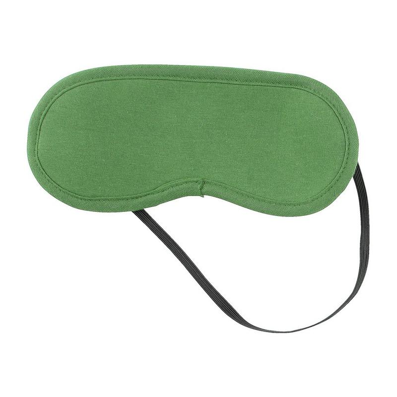 Oogmasker - groen