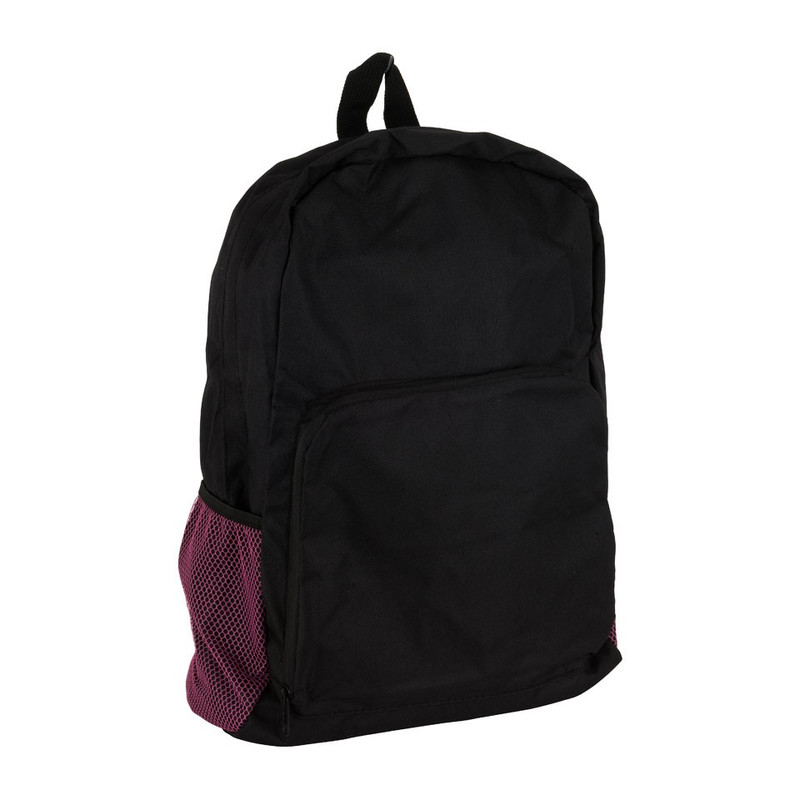 Rugzak compact - 20 liter - zwart