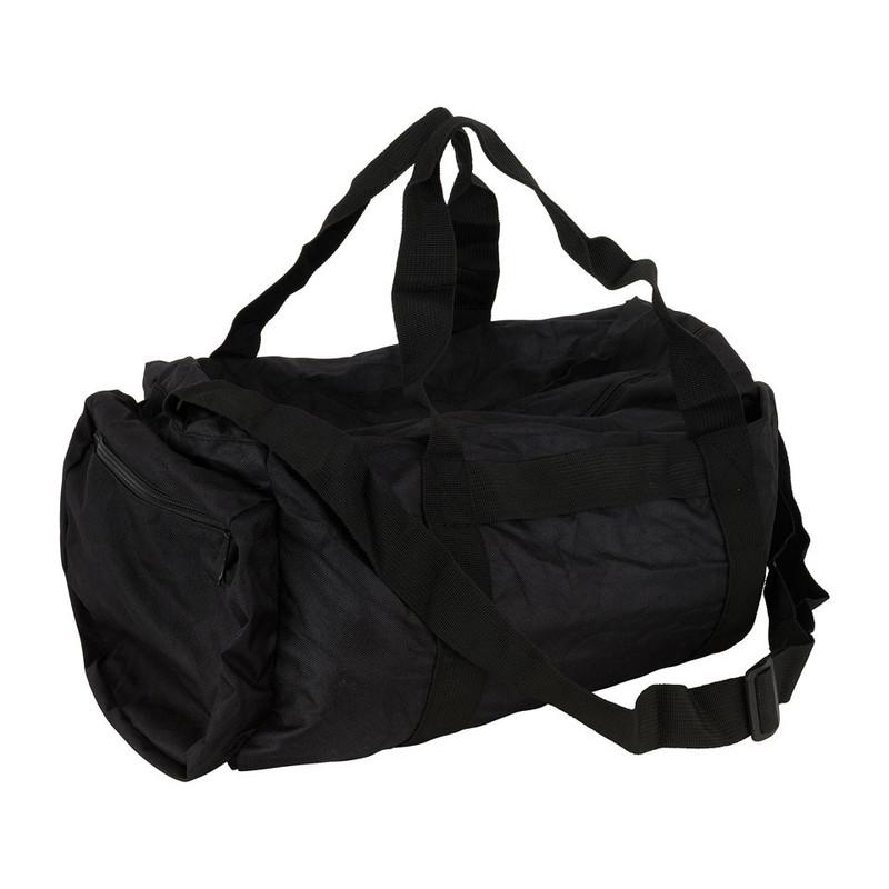 Sporttas compact - 35 liter - zwart