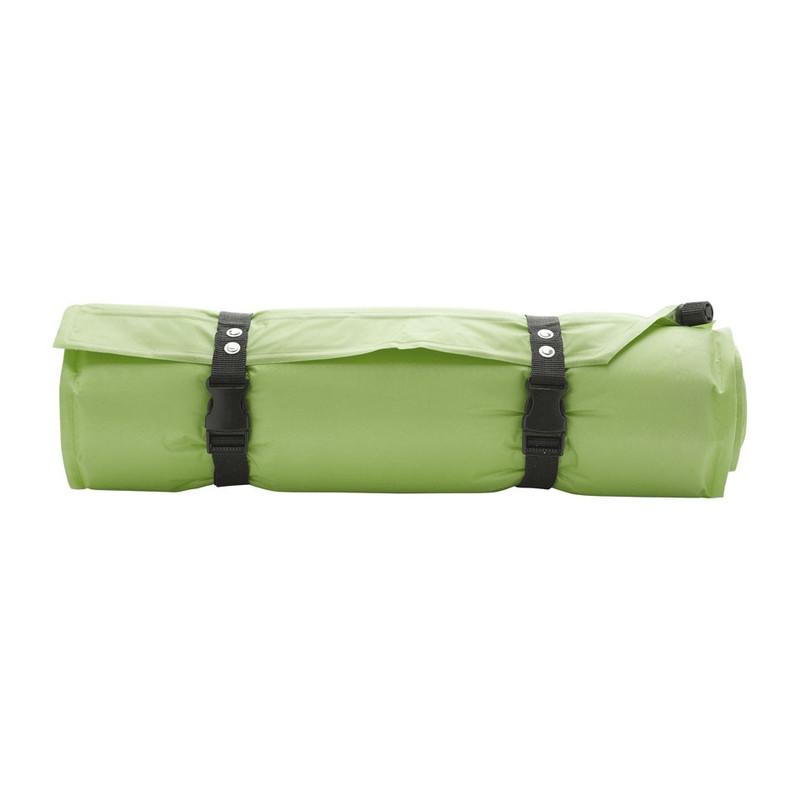 Slaapmat zelfopblazend - 180x50 cm - groen