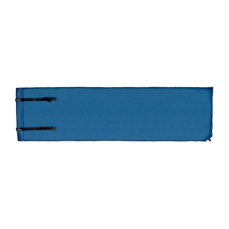 Slaapmat zelfopblazend - 180x50 cm - blauw