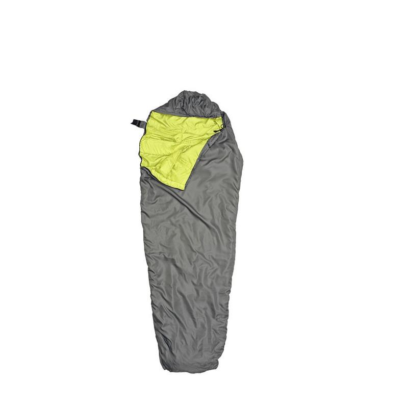 Slaapzak luxe - 220 cm - grijs