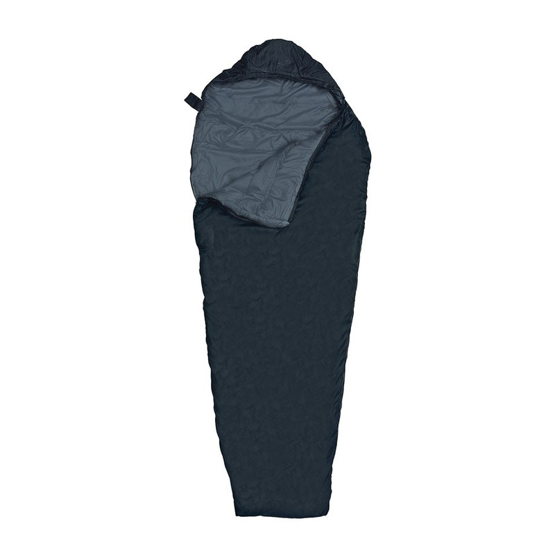 Slaapzak luxe - 220 cm - zwart