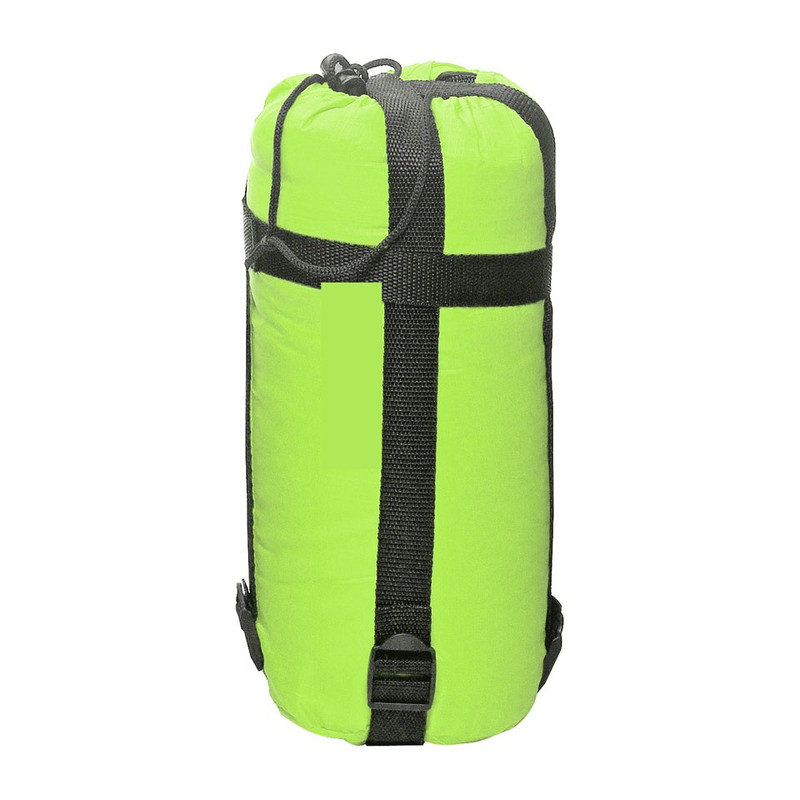 Slaapzak luxe - 220 cm - groen