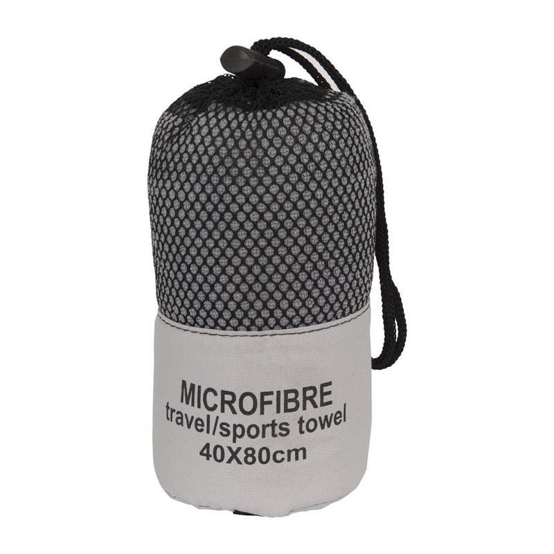 Reishanddoek - 40x80 cm - grijs