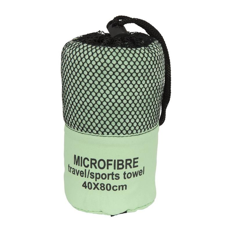 Reishanddoek - 40x80 cm - groen