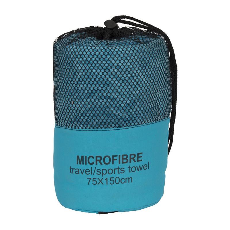 Reishanddoek - 75x150 cm - blauw