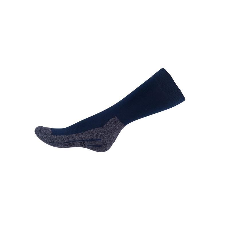 Coolmax sokken - 39/42 - blauw - 2 paar