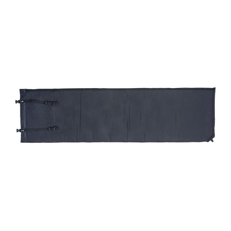 Slaapmat zelfopblazend - zwart - 50x180 cm