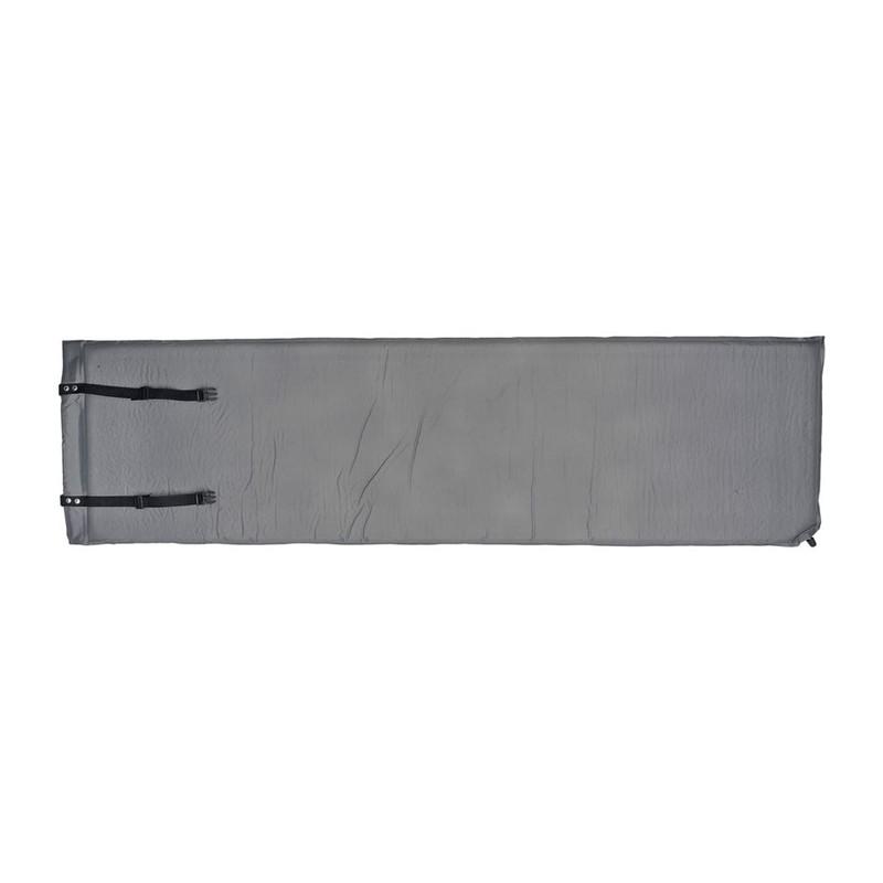 Slaapmat zelfopblazend - 180x50 cm - grijs