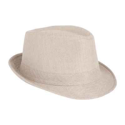 Panama hoed creme