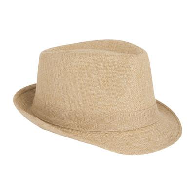 Panama hoed beige
