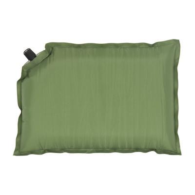 Kussen zelfopblazend - groen