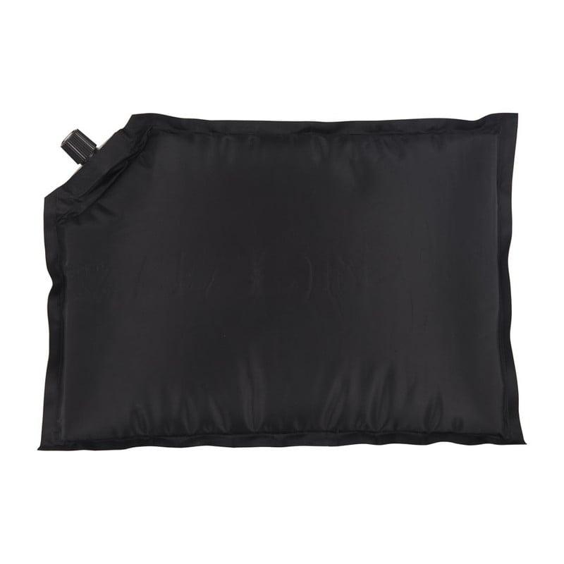 Kussen zelfopblazend - zwart
