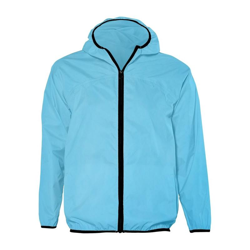 Regen-/windjack - L/XL- blauw