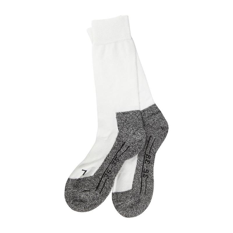 Coolmax sokken l/r - 35/38 - wit - 2 paar