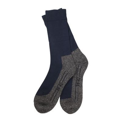 Coolmax sokken l/r - 35/38 - blauw - 2 paar