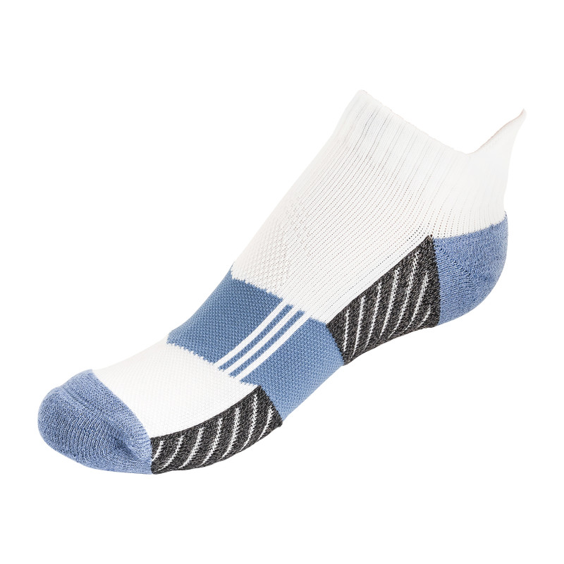 Coolmax sportsokken - 43-46 - blauw - 3 paar
