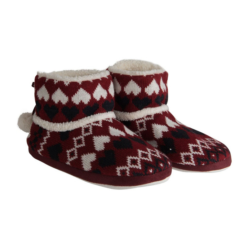 Pantoffels winter - maat 39-42