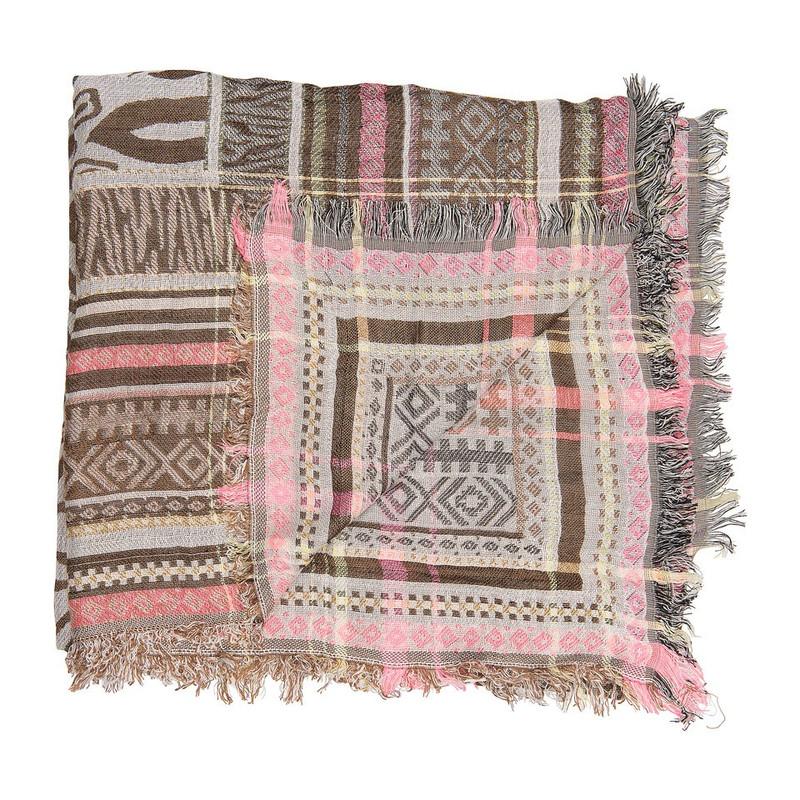 Sjaal dierenprint