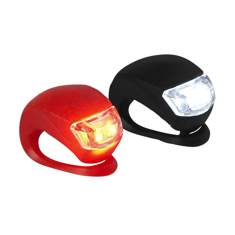 LED lampjes siliconen - set van 2