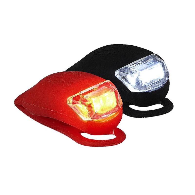 LED lampjes - siliconen - set van 2