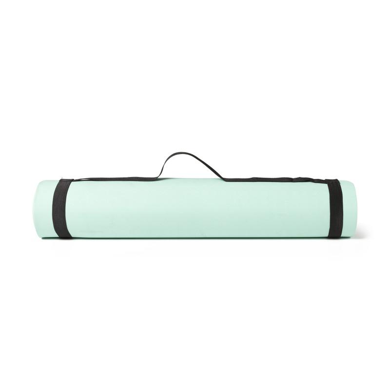 Yogamat - groen - 61x173 cm