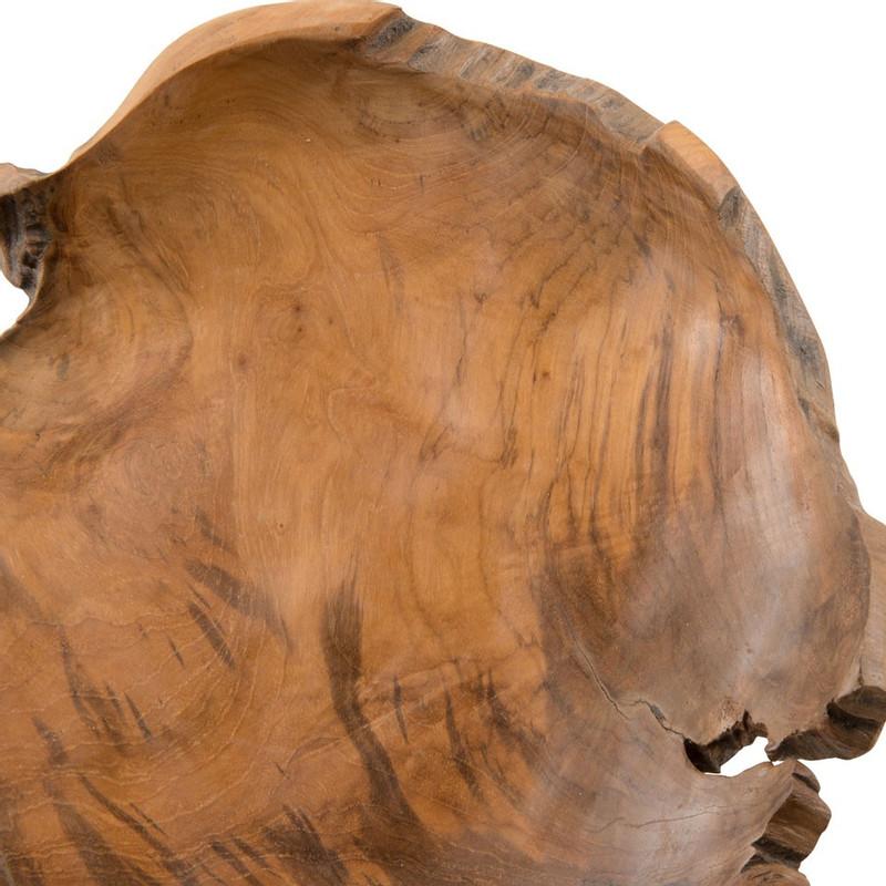 Schaal roots - 40 cm - 12 cm hoog