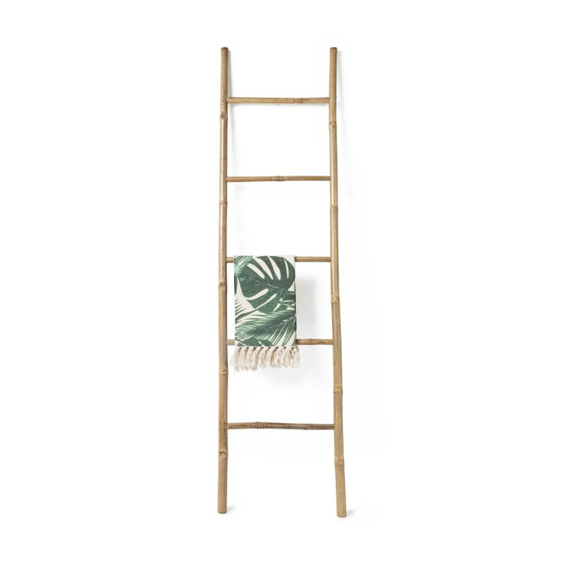 Decoratieve Ladder Gemaakt Van Bamboe 45x170cm Da S Leuk Van Xenos