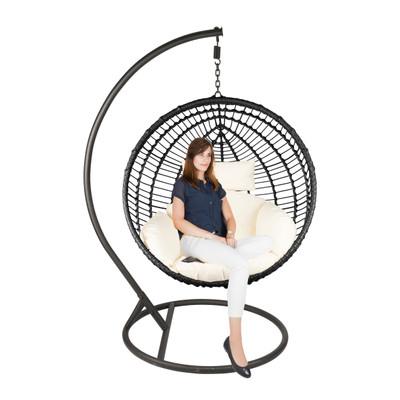 Hangende Stoel Met Standaard.Hangstoel Kopen Shop Online Da S Leuk Van Xenos