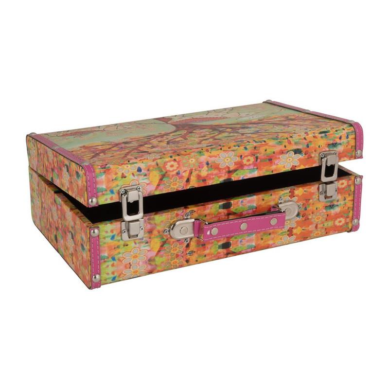 Koffertje Carpe Diem klein