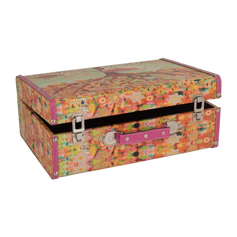 Koffertje Carpe Diem middel