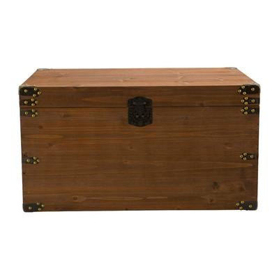 Houten kist - 67x45x36 cm