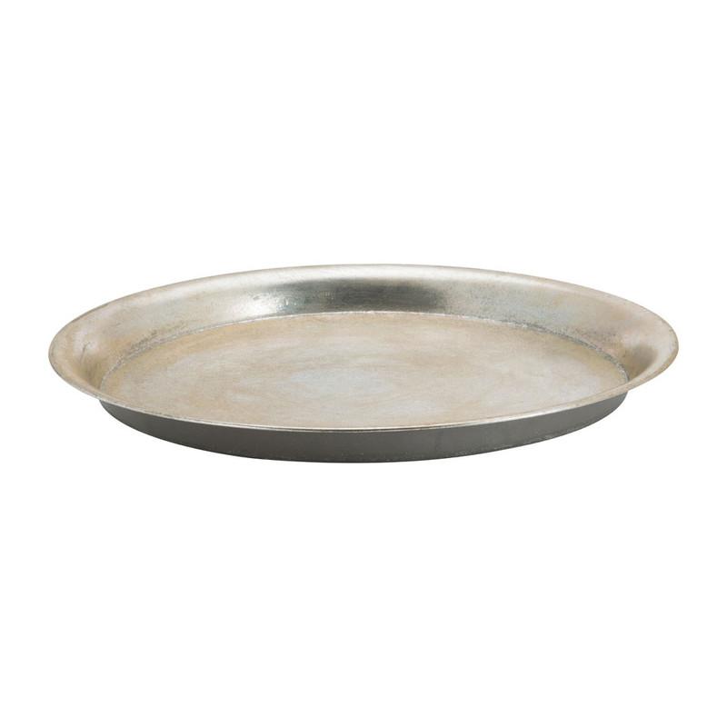 Tafeltje Malmo - zilver - 50x53 cm