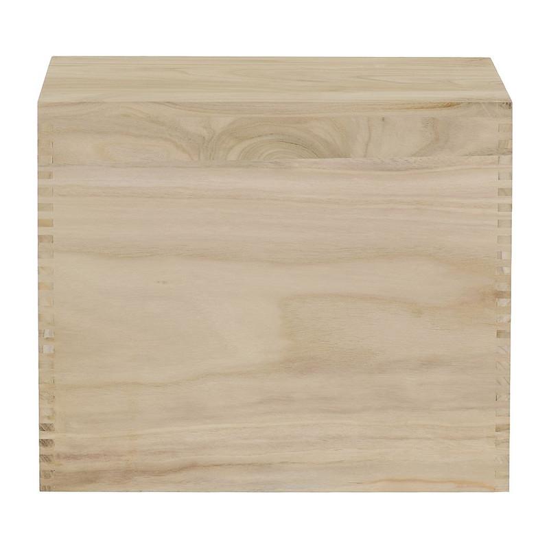 Kubus rechthoekig - 48x37x40cm