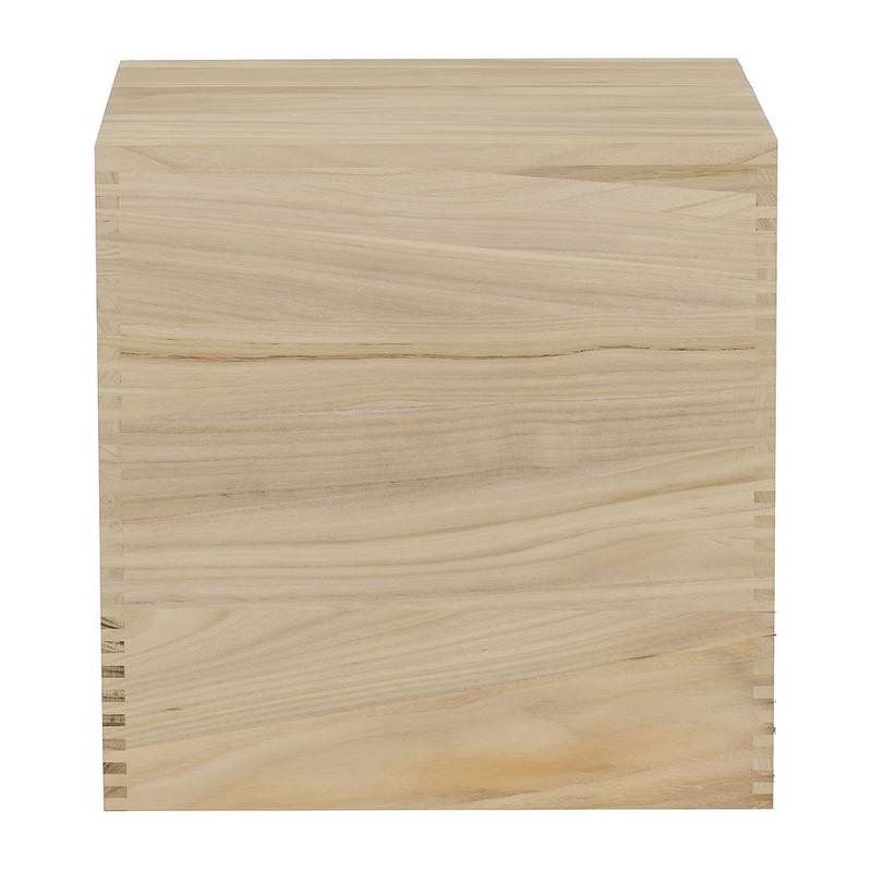 Kubus vierkant - 44x44x44cm