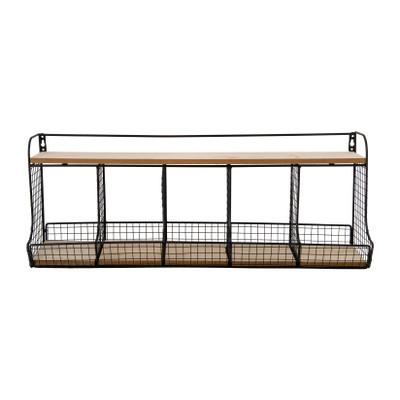 Wandplank Zwart Metaal Hout.Wandplankje Kopen Shop Wandplankjes Online Ontdek Het Xenos
