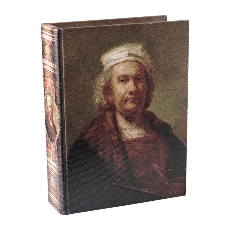 Opbergboek Rembrandt - 18x6x24 cm